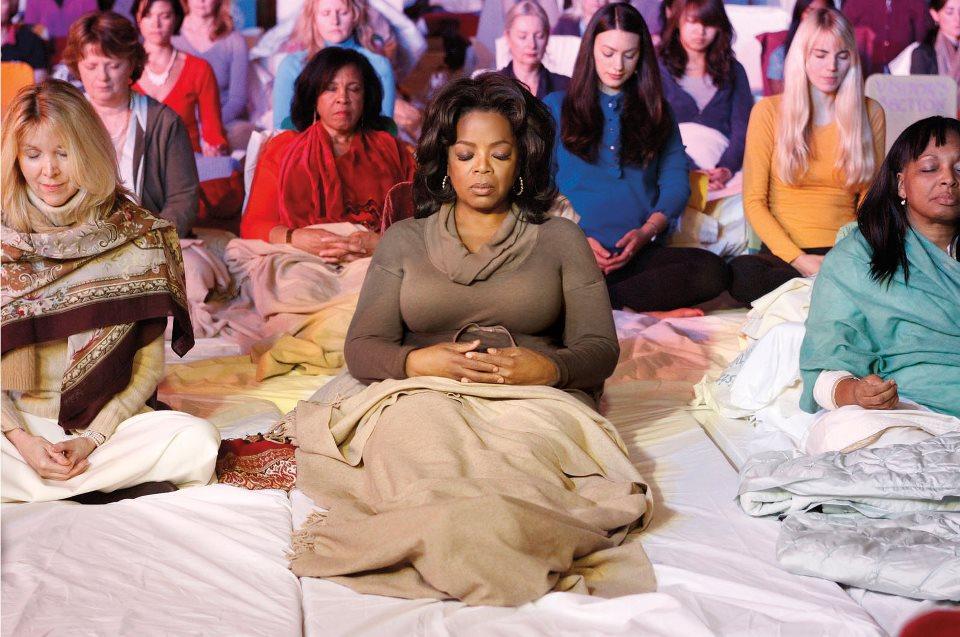morning routine oprah winfrey meditation
