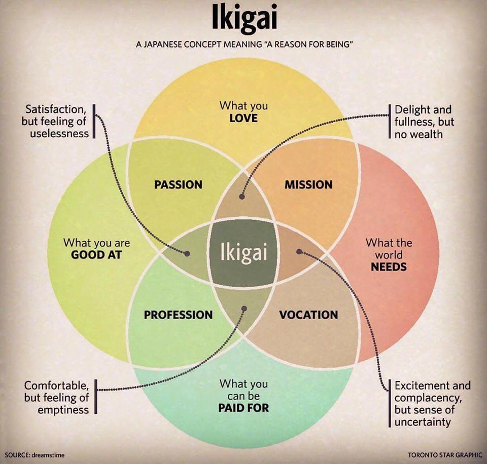 ikigai concept