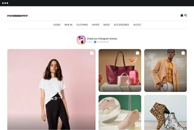 enregistrer stories instagram highlight ecommerce