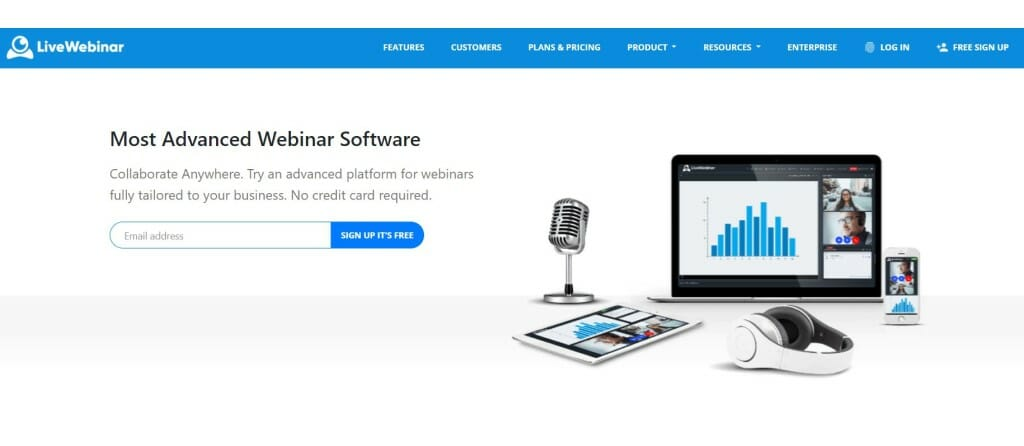 live webinar plateforme
